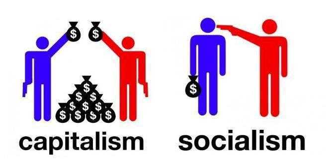 how to call capitalism socialism