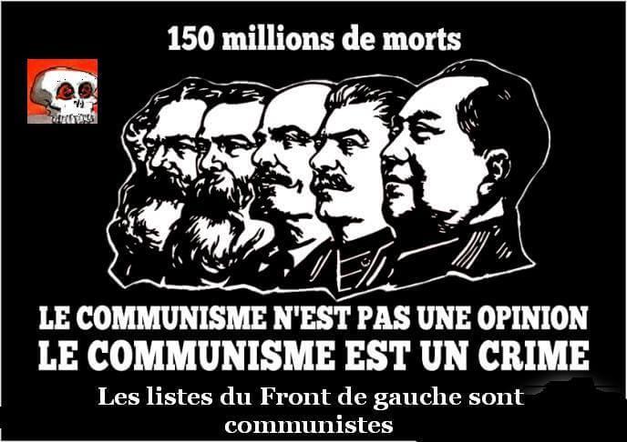 Le communisme est un crime